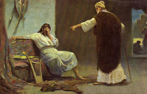 the-prophet-nathan-confronts-king-david